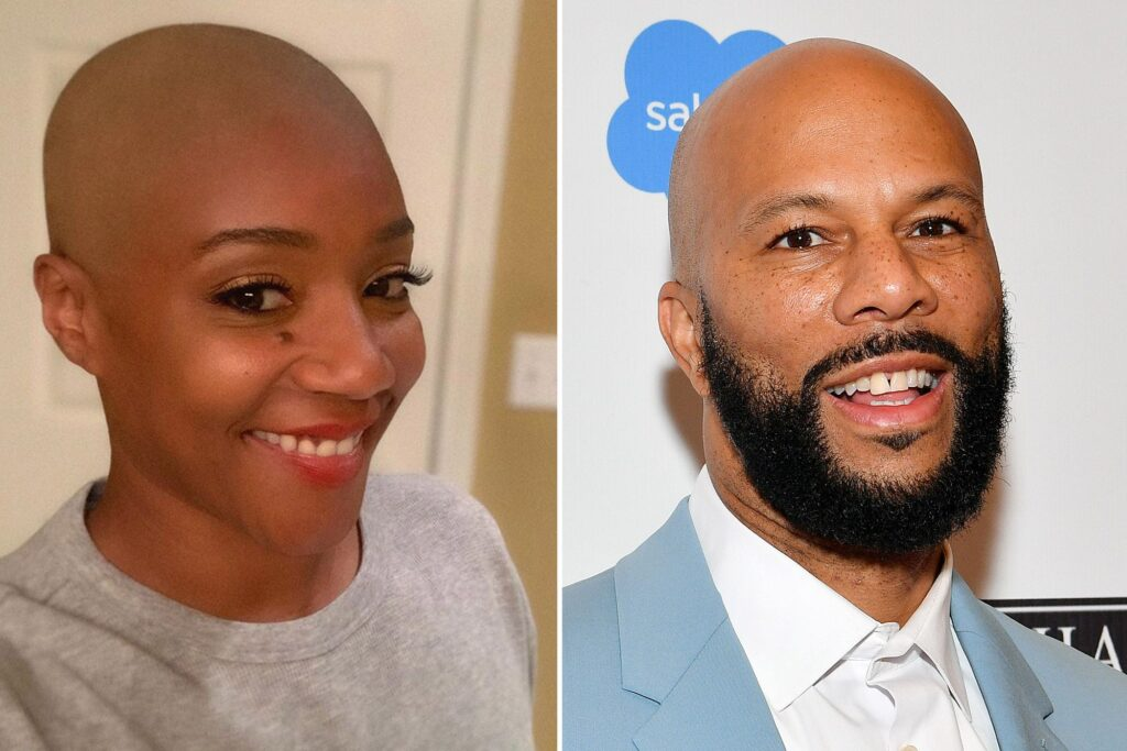 Tiffany Haddish and Common are officially dating.